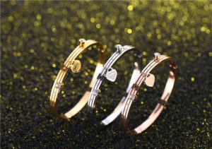 stainless steel armband bangles-620003