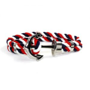 Mens Anchor Rope Bracelets Cheap
