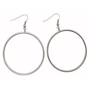 cheap stainless steel earring women girls