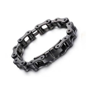 Rock bike bikers chain bracelet for men