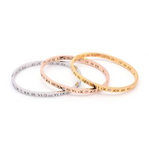 Stainless Steel Bangle for Women Girls