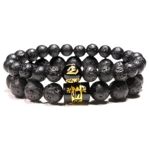 lava bead bracelet for men women-01